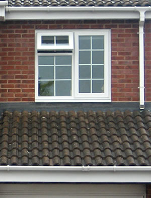 UPVC Fascias, Soffits, Cladding and Guttering in Solihull and Birmingham